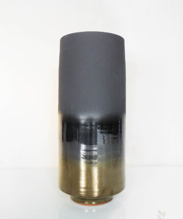 czarno-zloty-wazon